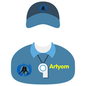 ARTYOM - YOUR VIRTUAL COACH