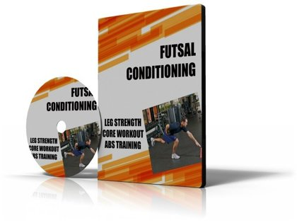FUTSAL-SPECIFIED CONDITIONING (set of drills)