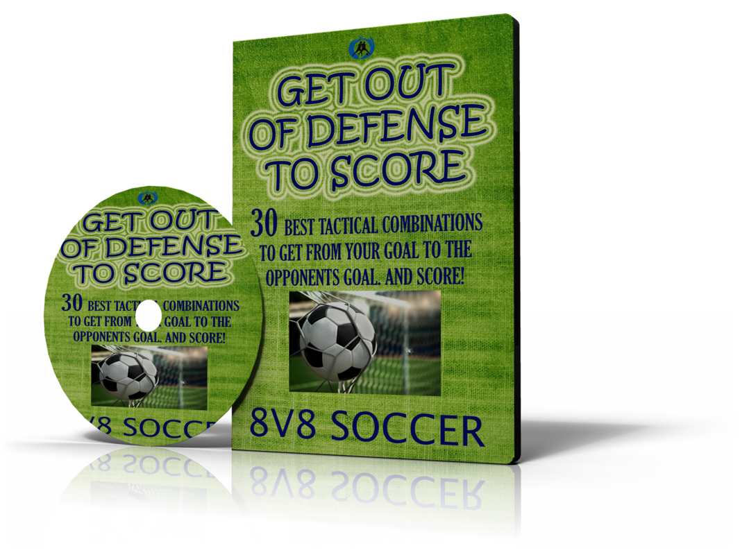 8v8 SOCCER: BUILD-UP