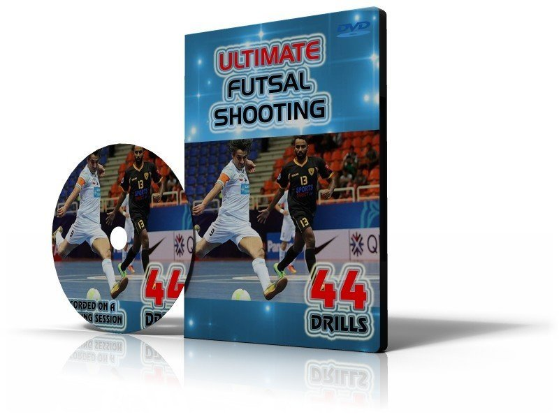 FUTSAL SHOOTING - SET OF DRILLS
