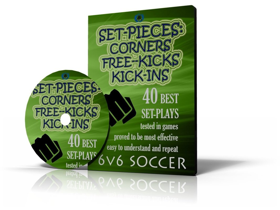 6v6 SOCCER: SET-PLAYS