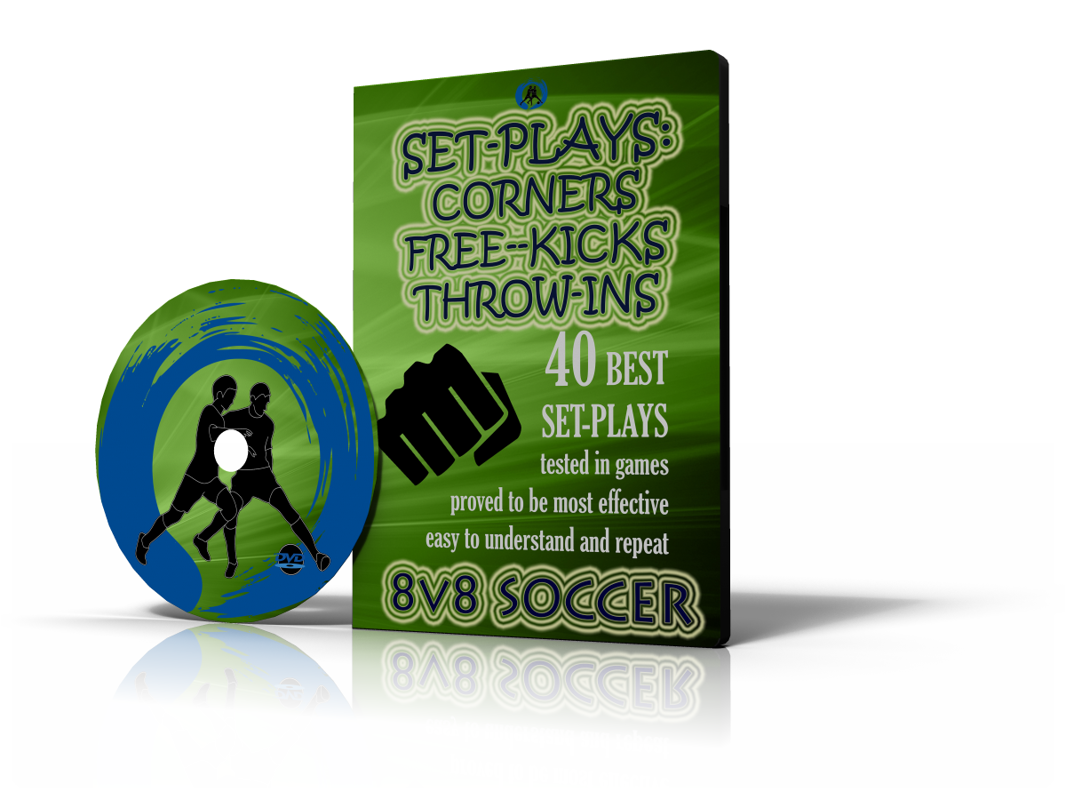 8v8 SOCCER: SET-PLAYS