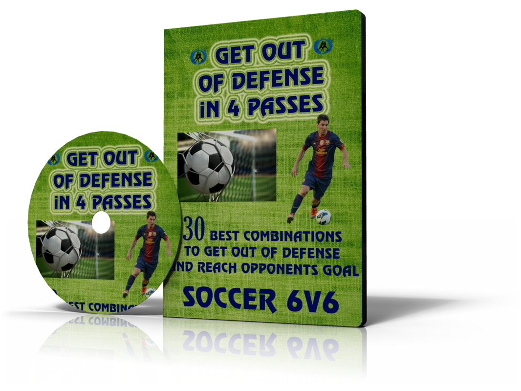 6v6 SOCCER: BUILD-UP
